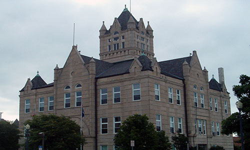 Grundy County Missouri Courthouse