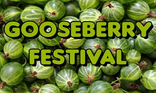 Gooseberry Festival