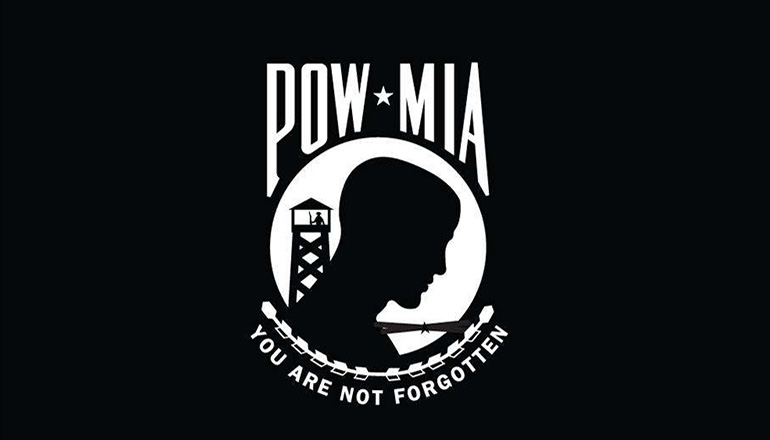 POW - MIA (Prisoner of War and Missing in Action)